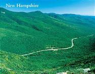 Spring in New Hampshire