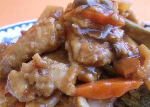 Savory Chinese Garlic Chicken Recipe